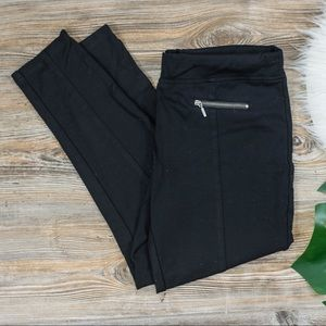 Willow & Clay (Nordstrom) black leggings